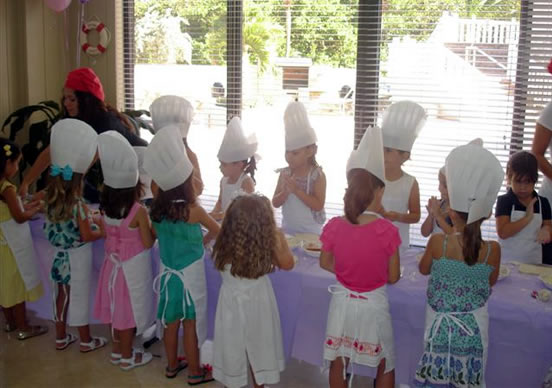 kids party personal chef new jersey